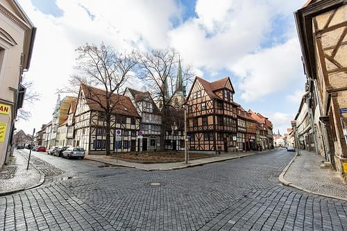 Historic Center, Quedlinburg