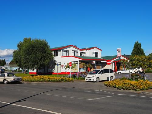 Historic Center, Te Anau