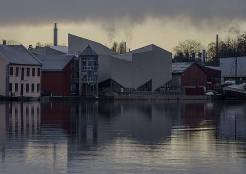 Science centre and maritime museum