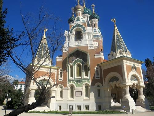 St Nicholas Orthodox Cathedral 1