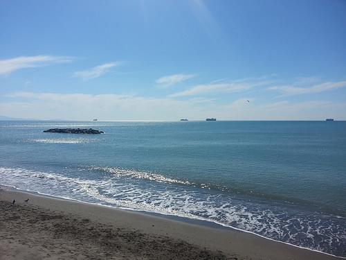 Lungomare di Pastena - Salerno