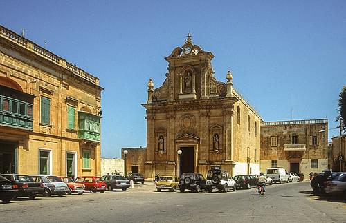 St Francis Church, Victoria (Gozo)