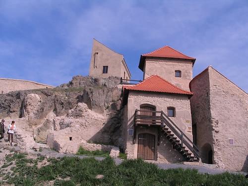 Kőhalom vára / Cetatea Rupea, Transylvania