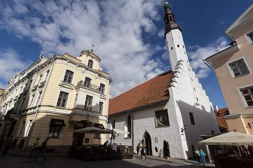 Holy Ghost church, Tallinn
