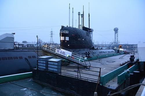 B-413 Submarine