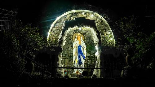 Lourdes Grotto - Baguio City