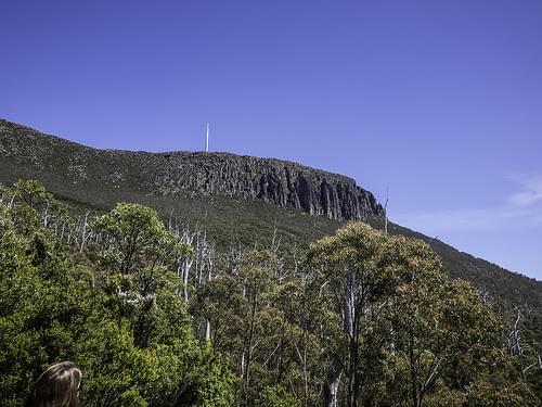 The Organ Pipes, Mount Wellington