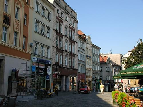 Historic Center, Klodzko