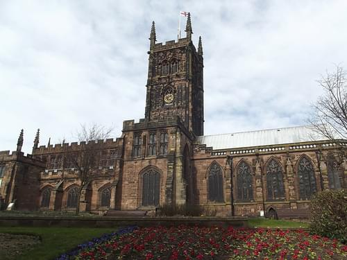 St Peter's Collegiate Church - St Peter's Gardens, Wolverhampton