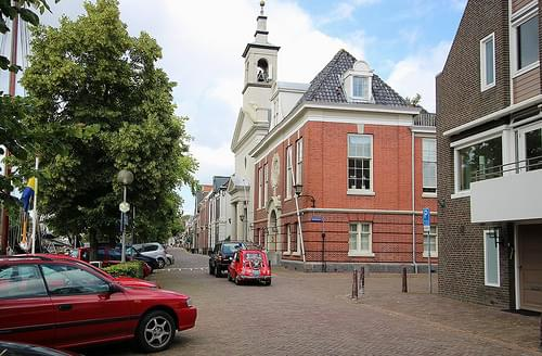 Historic Center, Muiden
