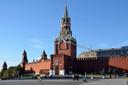 Спасская башня / Spasskaya tower