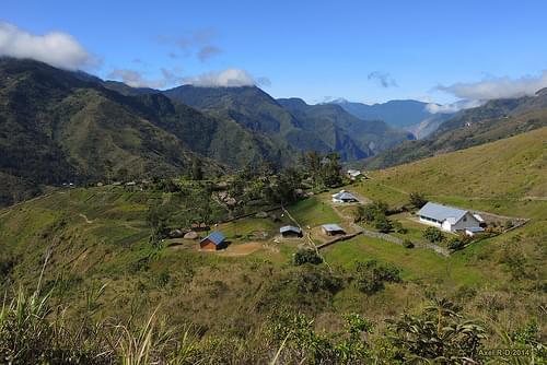 Ugem village - Baliem Valley, West Papua