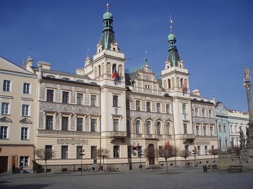 Pardubice - Pernštýnské náměstí (04.2007)   (3)