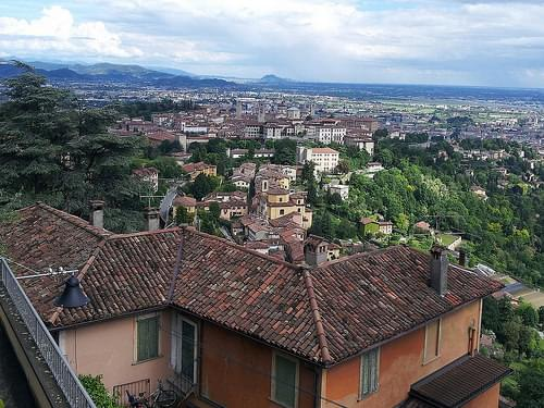 Bergamo, Saint Vigilio