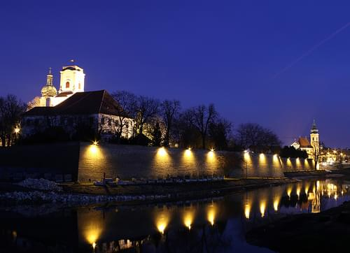 Bishop's Castle and Episcopal Palace, Gyor