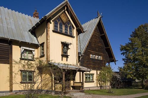 Zorngården, Mora