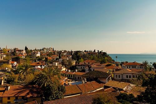 Antalya Old Town