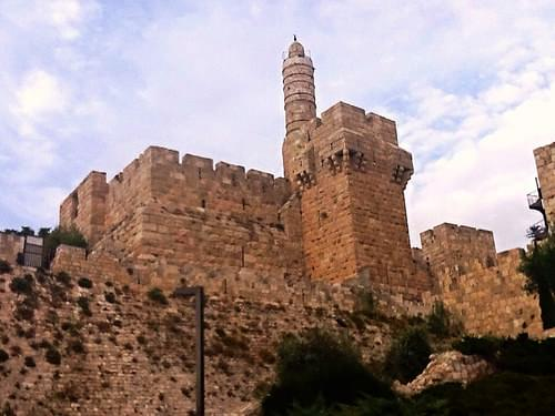 2nd TAKE Tower of David, Old City of Jerusalem