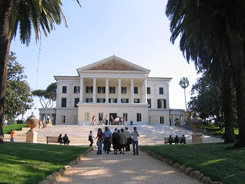Roma, Villa Torlonia
