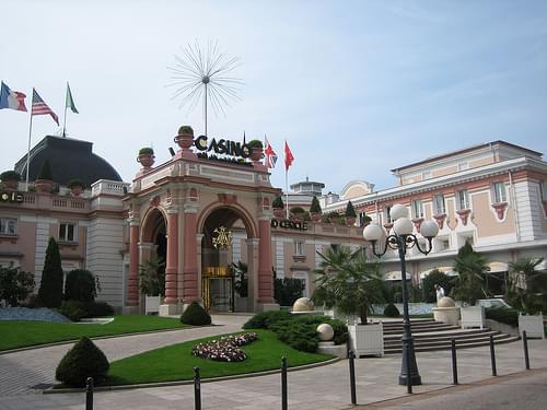 Casino at Aix les Bains
