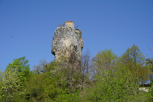 Katskhi Pillar, Georgia