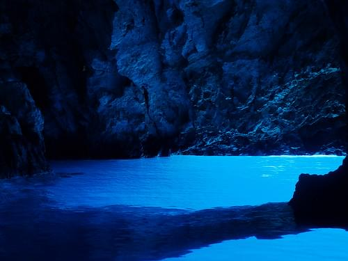 Bisevo Blue Grotto