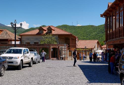 Historic Center, Mtskheta