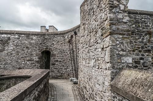 Elizabeth Fort, Cork