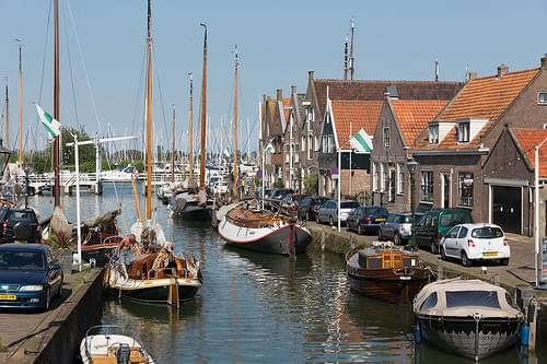 Monnickendam, North Holland