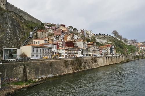 Av. Gustavo Eiffel & Funicular dos Guindais | Porto