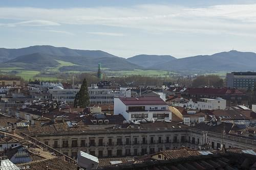 Gasteiz from above