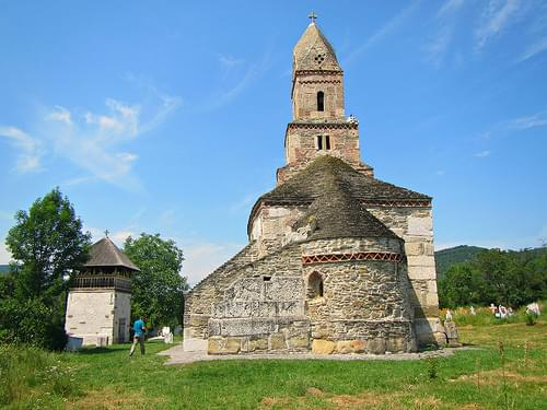 Densus historical church