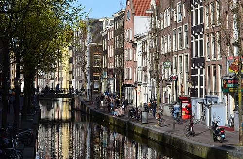 Old Side District, Amsterdam