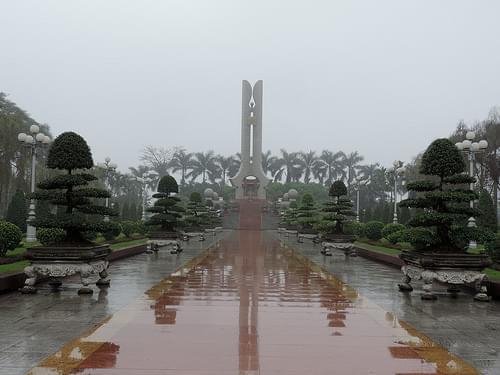 Mémorial de la guerre, Hải Phòng (Vietnam)