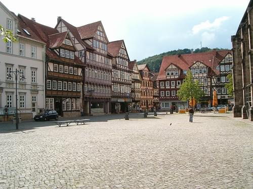 Historic Center, Hann. Muenden