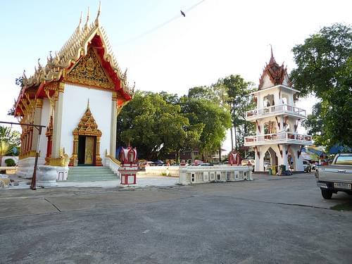 Ubon Ratchathani- Wat Thung Si Muang 20