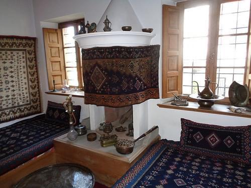 Metsovo Μuseum of Folkloric Art, Tositsa Baron Museum of Metsovo
