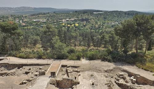 What happened to the village of Saffuriyeh?