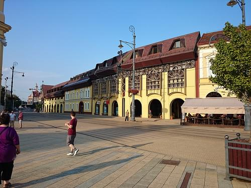 Historic Center, Debrecen