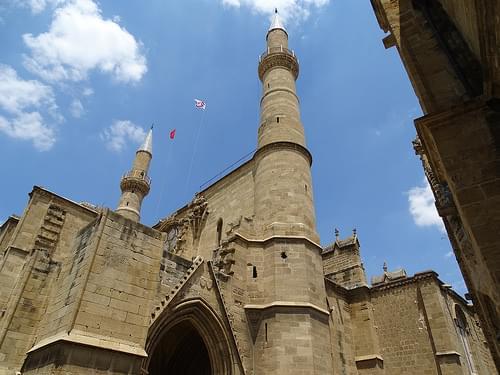 Selimiye Mosque - Northern Nicosia - Turkish Republic of Northern Cyprus