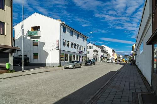 Historic Center, Kirkenes