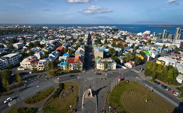 Town Centre, Reykjavik