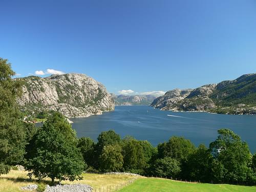 Norwegen 06 - Lysefjord