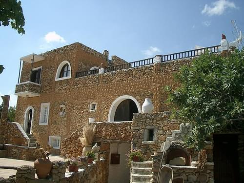 Musée Lychnostatis, vue d'ensemble