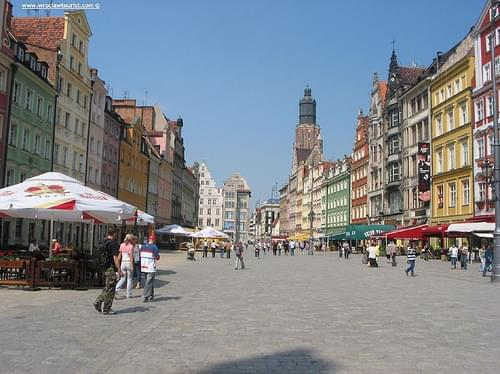 Historic Center, Wroclaw