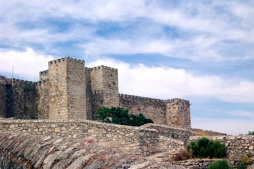 Trujillo: Entrada al Castillo