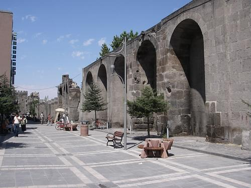 Historic Center, Kayseri