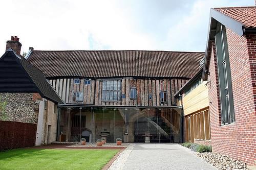 Dragon Hall, Norwich.