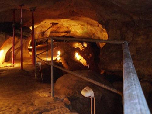 Ghar Dalam Cave - near Birzebbuga - Malta
