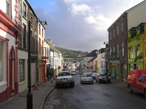 Town Center, Dingle